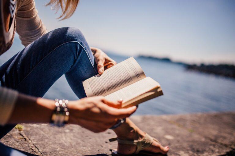 20 Tipps, um mehr Bücher zu lesen
