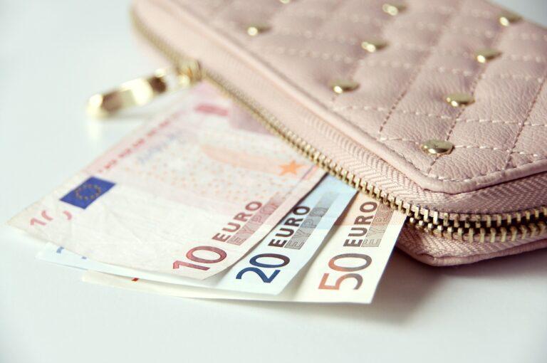 Die 5 größten Vorteile geordneter Finanzen