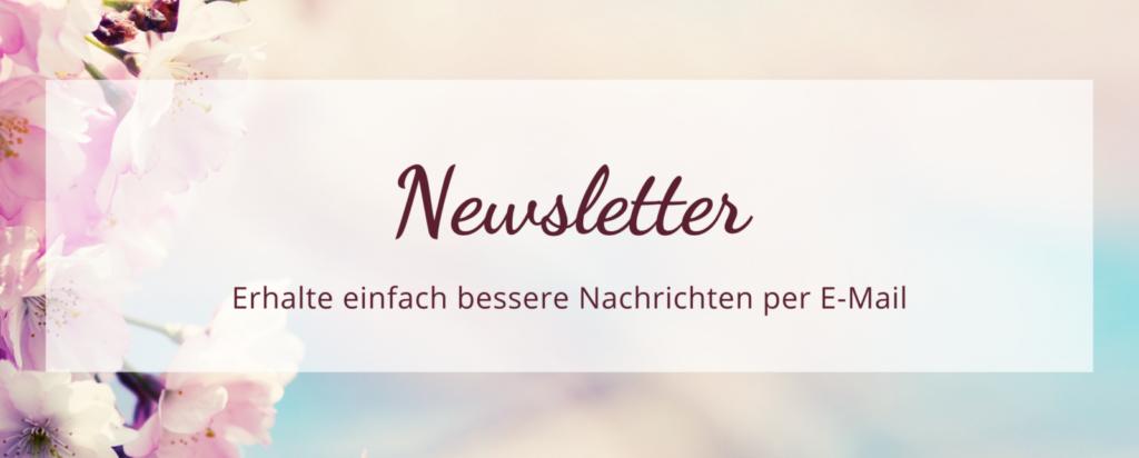 Newsletter Minimalismus Blog Frei-mutig gute Gewohnheiten Auszeit Finanzen