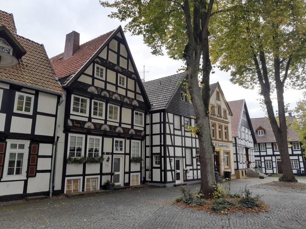 Wandern Hermannsweg