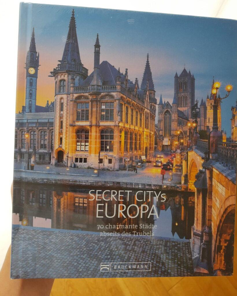 Secret Cities Europa Buch Buchempfehlung Städtereisen Reiseblog Urlaub