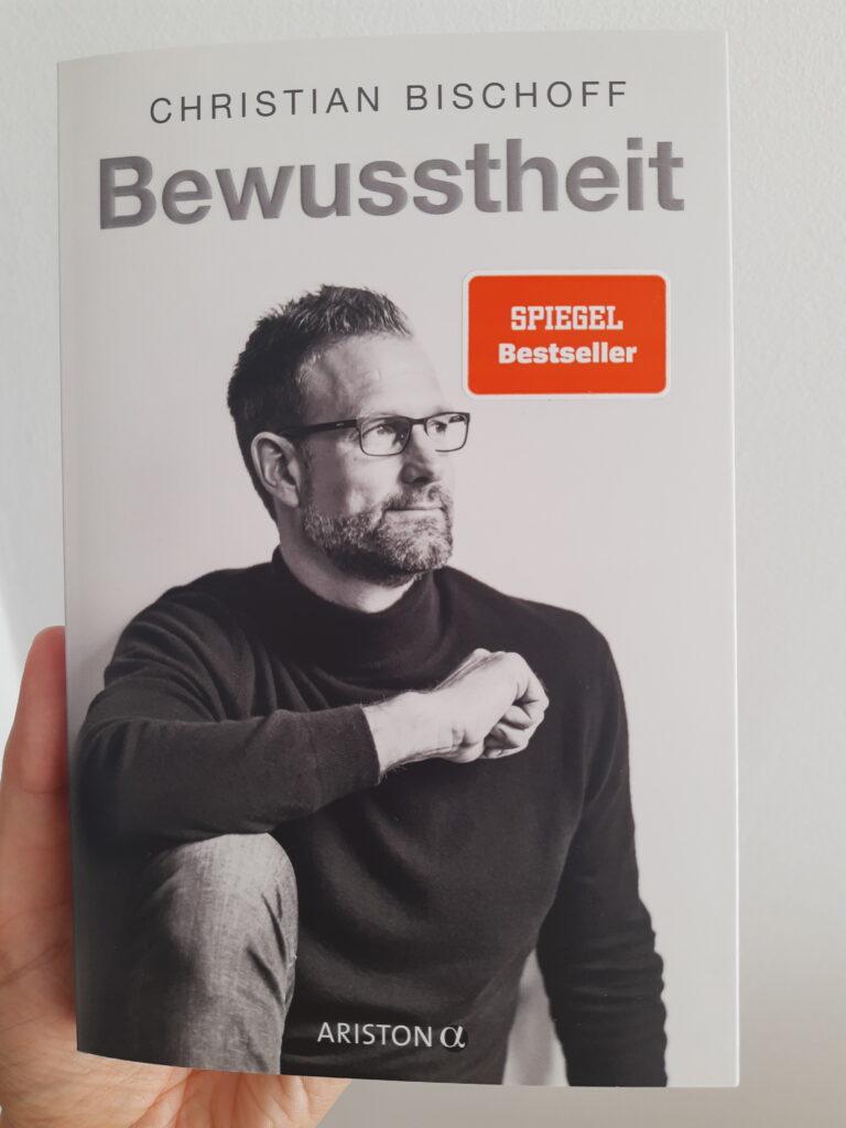 Buchcover Bewusstheit Christian Bischoff frei-mutig.de