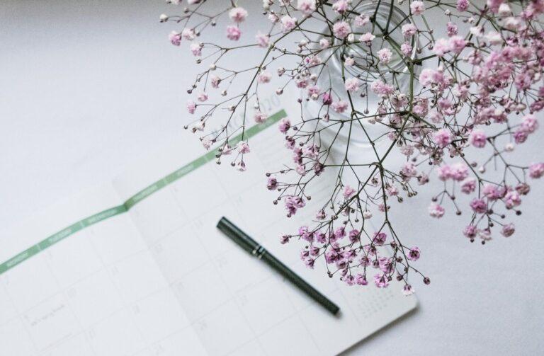 Read more about the article 3 Vorteile, einen Gewohnheiten-Kalender zu führen